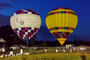 Relay For Life, Statesville, NC - May 2014