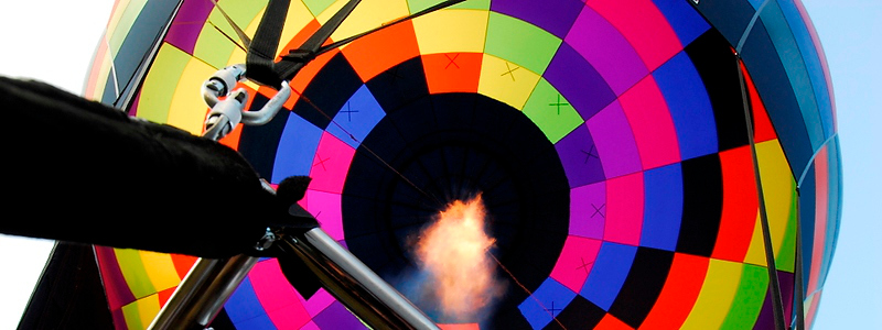Carolinas Balloon Association - Welcome Page