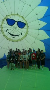 Junior Balloonist Camp
