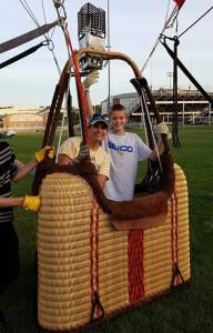 Ryan Sawin BalloonCamp